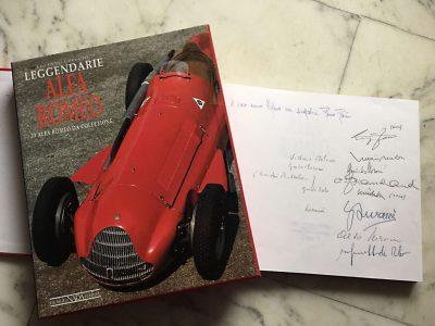 Leggendarie Alfa Romeo