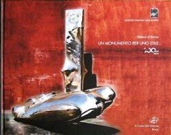 2010 - Il Cigno GG Edizioni  La storia del Centro Stile Alfa Romeo e le fasi di realizzazione del monumento di bronzo celebrativo dei 100 anni dell'Alfa. Incluse centinaia di foto di macchine, di prototipi, progetti e disegni.